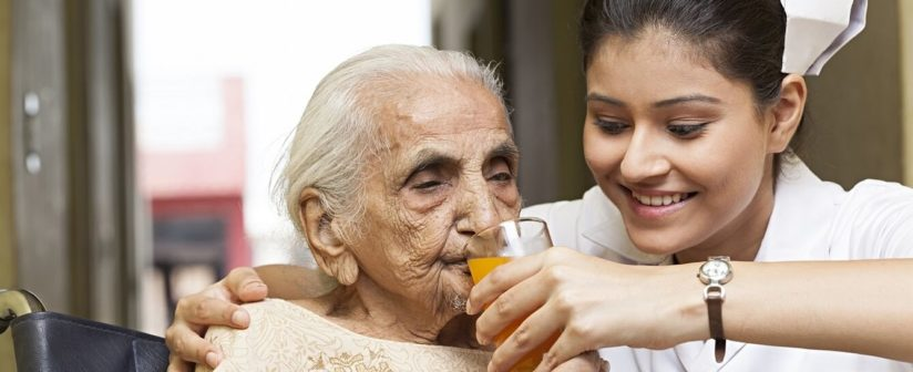 Senior Citizen Home Care & Elder Care Services