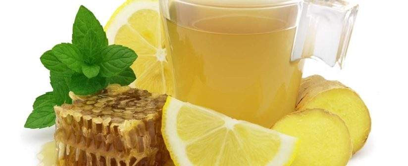 Home remedies for treating colds and flu