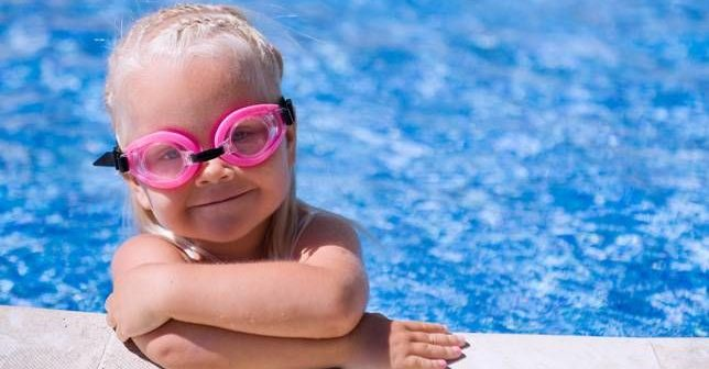 How to keep kids cool in summer weather
