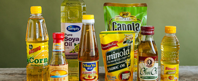 WHAT ARE THE HEALTHIEST OILS TO USE FOR COOKING