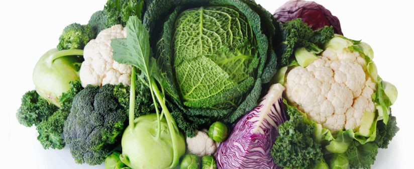 The Super-Veggies: Cruciferous Vegetables