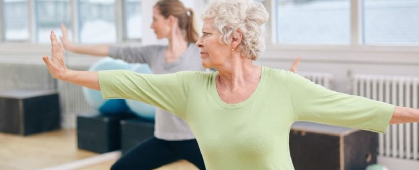 CARDIO EXERCISES FOR SENIORS