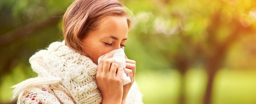 KEEP YOUR SEASONAL ALLERGIES IN CHECK