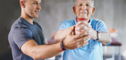 IMPORTANCE OF PHYSICAL THERAPY FOR SENIORS