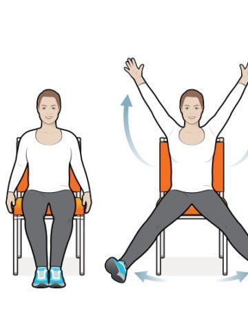 10 Stretching Exercises Seniors Can Do Every Day